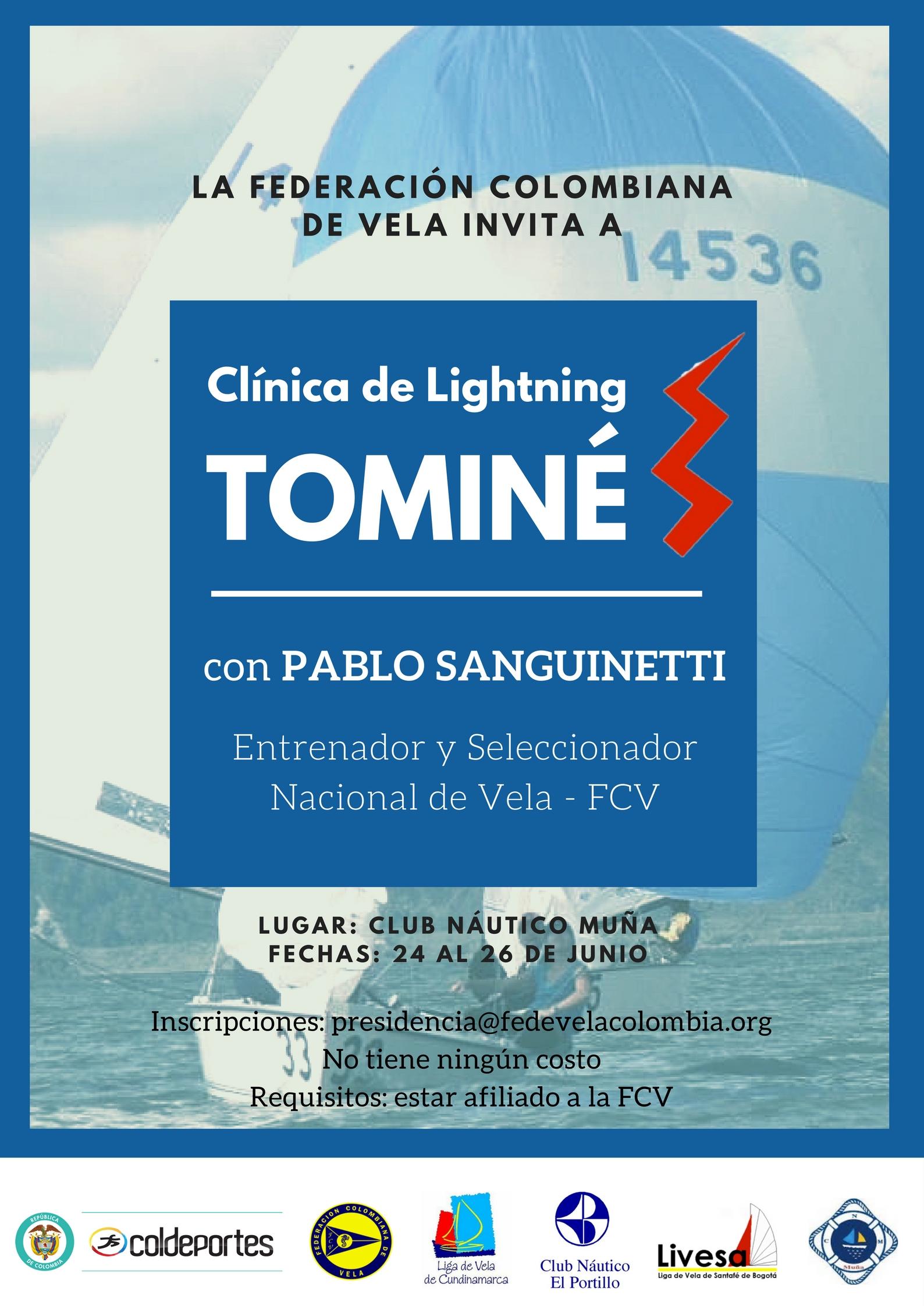 Clinica Lightning JUN 24 a 26